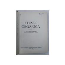 CHIMIE ORGANICA , VOLUMUL II de MARGARETA AVRAM , 1983