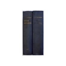 CHIMIE ORGANICA,2 VOLUME,EDITIA A VI-A-CONSTANTIN D.NENITESCU,BUC.1966