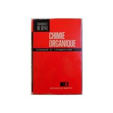 CHIMIE ORGANIQUE par  V. POTAPOV ET S. TATARINTCHIK , 1981