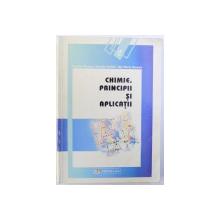 CHIMIE. PRINCIPII SI APLICATII de DUMITRU OANCEA ... ANA MARIA OANCEA, 1998