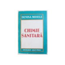 CHIMIE SANITARA de DENISA MIHELE , 1998