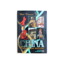 CHINA - CALEA PRIN MILENII - ESEU DESPRE IDENTITATEA  CULTURII  CHINEZE  de DAN CRUCERU , 2001
