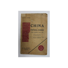 CHINA SI POPORUL CHINEZ-MIHAIL NEGRU
