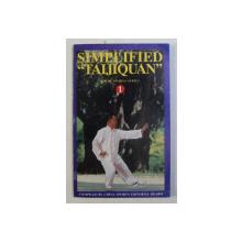 "CHINA SPORTS SERIES - SIMPLIFIED "" TAIJIQUAN "" , 1988"