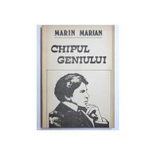 CHIPUL GENIULUI de MARIN MARIAN , 1991 , DEDICATIE*