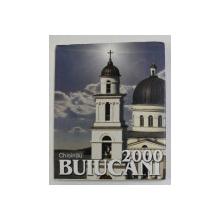 CHISINAU - BUIUCANI 2000 , ALBUM DE FOTOGRAFIE de VALERIU NEMERENCO , 2000
