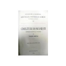 Cimilituri romanesti Tudor Pamfile   -Buc.1908