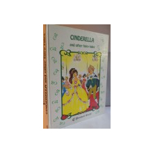 CINDERELLA AND OTHER FAIRY TALES by JAKOB AND WILLHELM GRIMM , CHARLES PERRAULT , HANS CHRISTIAN ANDERSEN