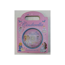 CINDERELLA  - STORY BOOK AND CD , 2004
