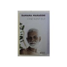 CINE SUNT EU ? de RAMANA MAHARSHI , 2015