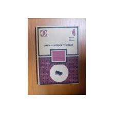 CIRCUITE INTEGRATE LINIARE.MANUAL DE UTILIZARE, VOL 4  1985