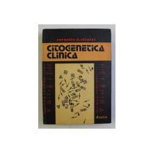 CITOGENETICA CLINICA de CORNELIU D. OLINICI , 1983