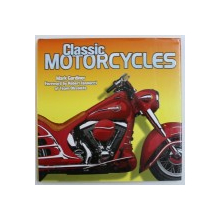 CLASSIC MOTORCYCLES by MARK GARDNER , 2001