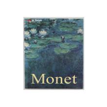 CLAUDE MONET , LIFE AND WORK by BIRGIT ZEIDLER , 2000