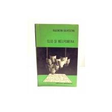 CLIO SI MELPOMENA de VALENTIN SILVRSTRU , 1977 DEDICATIE*