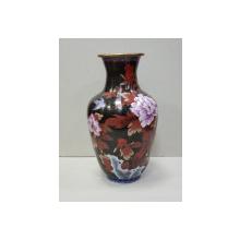Cloisonne. Vas decorativ, China sec. XX
