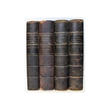 CODES ANNOTES - CODE CIVIL , annote par ED. FUZIER - HERMAN , TOME I - IV , 1885 - 1898