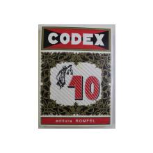 CODEX - CULEGERE DE LEGI VOL. X , 1994