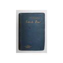 CODICELE PENAL ESPLICAT SUB FIECARE ARTICOL de GEORGE N. FRATOSTITEANU, EDITIUNEA A II-A  1895