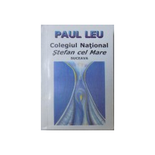 COLEGIUL NATIONAL STEFAN CEL MARE de PAUL LEU, 2000
