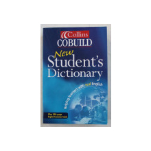 COLLINS COBUILD - NEW STUDENT' S DICTIONARY , 2002