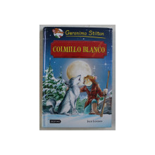 COLMILLO BLANCO de GERONIMO STILTON , 2016