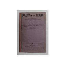 COLUMNA LUI TRAIAN - REVISTA MENSUALA PENTRU ISTORIA , LINGUISTICA SI PSICOLOGIA POPORANA , SUB DIRECTIUNEA LUI B.P. HASDEU , ANUL , VIII , AUGUST , 1876