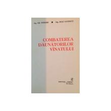 COMBATAREA DAUNATORILOR VANATULUI de GH. FENESER, I. GAVRILET, 1972