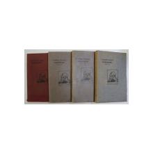 COMEDIILE LUI T. MACCVS PLAVTVS , in romaneste dupa textul latin al lui W,M. LINDSAY de ELIODOR CONSTANTINESCU , VOLUMEL I - IV , 1931 - 1934