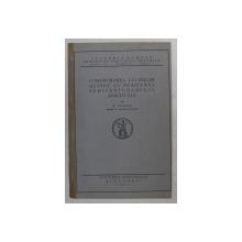 COMEMORAREA LUI EDGAR QUINET , CU OCAZIUNEA SEMICENTENARULUI MORTII LUI de N . IORGA , 1925