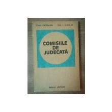 COMISIILE DE JUDECATA de IOAN HATMANU , GH. I . ILIESCU , Bucuresti 1986