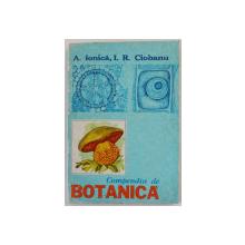 COMPENDIU DE BOTANICA de A. IONICA, I. R. CIOBANU, 1977