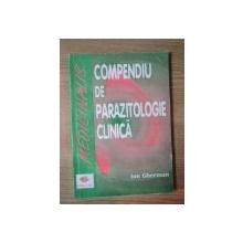 COMPENDIU DE PARAZITOLOGIE CLINICA de ION GHERMAN , 1993