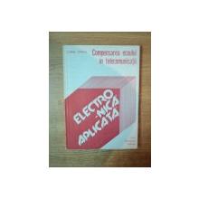 COMPENSAREA ECOULUI IN TELECOMUNICATII de CORNEL STERIAN , Bucuresti 1989