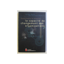 COMPRENDRE ET MESURER LA CAPACITE DE CHANGEMENT DES ORGANISATIONS par TAIEB HAFSI , CHRISTIANE DEMERS , 1998