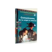 COMUNICAREA, DE LA ORIGINI LA INTERNET de CLAUDE NAUDIN, MARIE-LISE CUQ , 1998