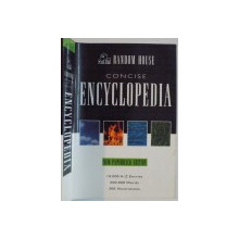 CONCISE ENCYCLOPEDIA, NEW PAPERBACK EDITION, 1996