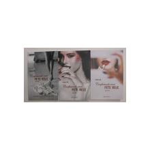 CONFESIUNILE UNEI FETE RELE , VOLUMELE I - III de ANAYS M. , 2018 -2020 , PREZINTA HALOURI DE APA *