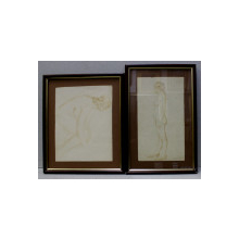 CONSTANTIN ARTACHINO ( 1870 - 1954 ) NUDURI