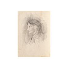 Constantin Artachino (1870 - 1954) - Portret de femeie