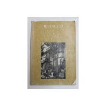CONSTANTIN BRANCUSI 1876-1957 A RETROSPECTIVE EXHIBITION de SIDNEY GEIST