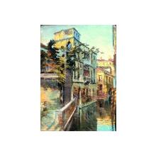 Constantin Isachie Popescu (1888 -1967), Peisaj venetian