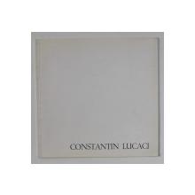 CONSTANTIN LUCACI  - IN OCCASIONE DEL MESE DELLA CULTURA ROMENA , 1982