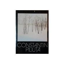 CONSTANTIN PILIUTA, PEISAJELE AMINTIRII de CONSTANTIN PRUT, BUC. 1983