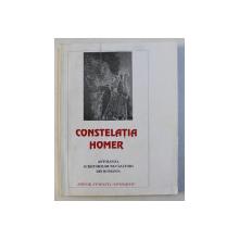 CONSTELATIA HOMER  - ANTOLOGIA SCRIITORILOR NEVAZATORI DIN ROMANIA , alcatuita de RADU SERGIU RUBA