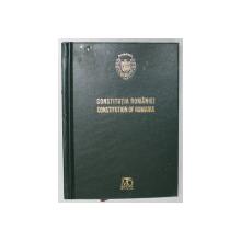 CONSTITUTIA ROMANIEI - CONSTITUTION OF ROMANIA , 2020