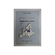 CONSTRUCTIA EUROPEANA de CEZAR AVRAM , 2003