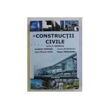 CONSTRUCTII CIVILE de HORIA - A . ANDREICA ...ROXANA TAMAS - GAVREA , 2009 , DEDICATIE*