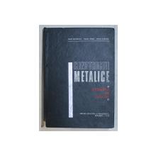 CONSTRUCTII METALICE , EXEMPLE DE CALCUL de DAN MATEESCU , DANIL ROSU , IOAN CARABA