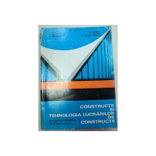 CONSTRUCTII SI TEHNOLOGIA LUCRARILOR DE CONSTRUCTII-M.ANDREI